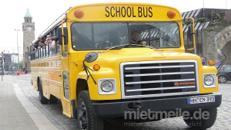 Original amerikanischer Schulbus