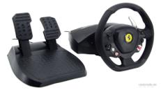 Gaming Lenkrad + Pedale PC Xbox360 Thrustmaster