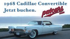 Cadillac DeVille Convertible Bj.1968 HOCHZEITSAUTO Cabriolet