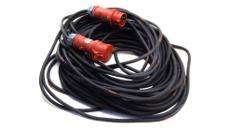 Starkstrom-Kabel Verlängerungskabel Baustromkabel 50m 32A 2,5mm