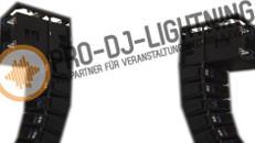 Line Array System DVA T4 von dBTechnologies Tonanlage, Beschallungsanlage, Musikanlage, Partyanlage, Pa Anlage, Lautsprecher