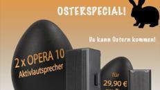 OPERA 10 Aktivlautsprecher Box von dBTechnologies, PA Anlage,  Beschallungsanlage, DJ Anlage, Musikanlage, Partyanlage, Tonanlage, Lautsprecher, Soundsystem
