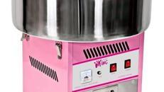 Zuckerwattemaschine Profi mieten - Gastro Zuckerwatte Maker