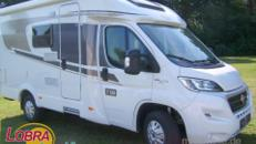 CARADO T135-F, Teilintegriertes Wohnmobil, Perfekt für 2 Personen! TOP!!