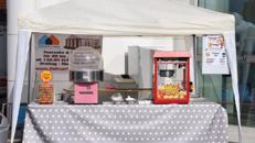 Süßwarenstand KOSTENLOS Leipzig – POPCORN | CREPES | ZUCKERWATTE ✦Süßigkeiten oder Süßwaren für Ihr Kinderfest / Vereinsfest✦