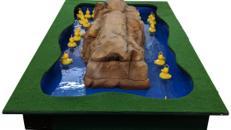 Entenangeln XXL, Spiel für Kinder, Enten angeln