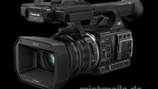 4K Hochzeits- / Reportage VideoCamcorder Panasonic HC-X 1000