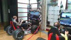 Rennsimulator mieten, Porsche 918 RSR Simulator, Fahrsimulator mieten Stuttgart