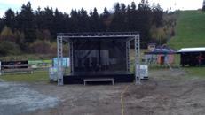 Bühne / Ground Support