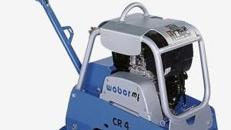 Verdichter - Rüttelplatte - Vibrationsplatte CR 4 - Betriebsgewicht ca. 240 kg
