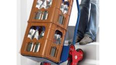 Treppenkarre / Sackkarre / Dreiradsackkarre / Treppensackkarre / Treppensteiger 120 kg Traglast