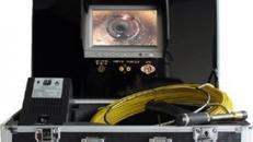 Kanalkamera - Endoskop mit 30 m Schiebekabel - Kamera in Farbe