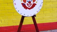 Glücksrad - Gewinnspiel für lebenslustige Kids und Spaßmacher