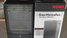 Gasofenheizung 4200 Watt für bis zu 20 m² Räume - In + Outdoor - 20 Geräte vorrätig