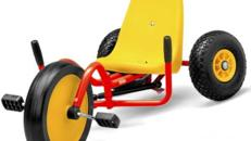 Berg Crazy Bike fuer Kids - Altersklasse:  3- 8 Jahre
