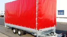 Anhaenger in Langzeitmiete zu TOP Preisen von 2 m - 8 m / von 750 kg - 3500 kg