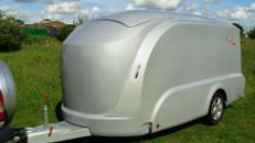 2er bis 3er Biketrailer - Taurus Anhaenger / 1500 kg gebremst / 100 km/h - 3600 x 1800 x 1650 - Nutzlast ca.  930 kg