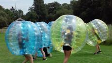 Bumper Balls / Bubble-Soccer / Fußball mal anders
