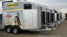 Köln 1,5er Pferdeanhänger 1600 kg 3222 x 1302 x 2310 - 100 km/h gebremst Urlaub mit Pferd