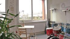 Gemeinschaftsbüro in Hamburg als Schreibtischplatz und Coworking Space