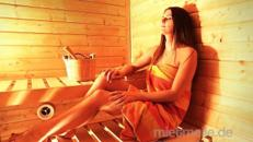 Pärchensauna für Dich + Mich. Erholsames Wochenende für zwei Herzen mit unserer eigenen Sauna auf dem Zimmer. Pärchensauna auch als Tageszimmer stundenweise buchbar im Wellnessbereich