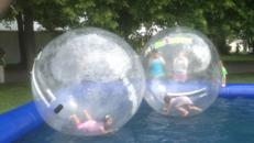 Walking-Balls / Laufball / Aqua Balls - auch zu Ostern ein Highlight