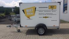 Kofferanhänger / Pkw-Anhänger
