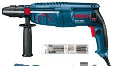 Bosch Bohrhammer GBH 2600+