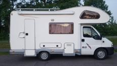 Wohnmobil / Camper / Reisemobil mieten in Ludwigshafen