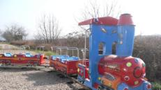 Kindereisenbahn Orient Express