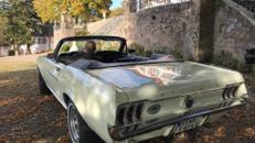 Mustang Cabrio Bj. 1967, Hochzeitsauto, Chauffeur/-in, Oldtimer