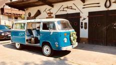 VW Bulli T2 Bj. 79, Hochzeitsauto, Chauffeur/-in, Oldtimer