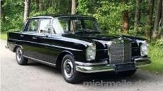 Mercedes 300 SE - Oldtimer und Hochzeitsauto