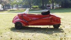 Messerschmitt KR 201