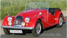 Morgan 4/4 - Hochzeitsauto und Oldtimer