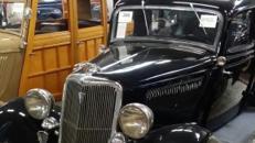 Ford 730 - Oldtimer und Hochzeitsauto