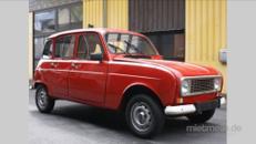 Renault R4 - Oldtimer