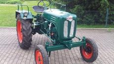 Kramer KL 300 - Oldtimer