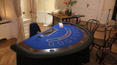 Black Jack Tisch - Mobiles Casino