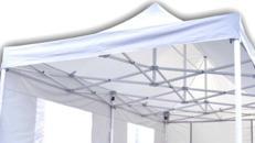 Faltzelt Zelt Pavillon Bierzelt Partyzelt MIETEN