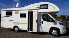 Wohnmobil 5 Personen 2019 Forster A699EB Einzelbetten Solar WLAN Klima NEU !!!