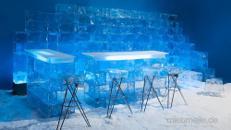 Eismöbel, Eis, Lounge, Eislounge, Möbel, Theke, Weihnachten, Winter