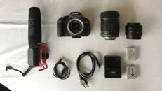 Canon Eos 600D | DSLR Kamera