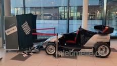 Formel 1 / Rennwagen Simulator