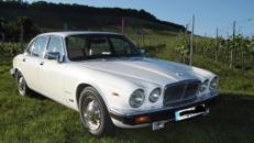 Jaguar XJ oldtimer  Hochzeitsauto