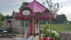 Schwanen Karussell ~ Hochzeit ~ Kinderkarussell ~ Nostalgiekarussell