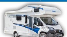 Comfort Plus Class - Knaus L!VE TR 650 DG