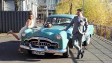 Hochzeitsauto, Oldtimer, Hochzeitsfahrten, Cuba-Auto, US-Oldtimer mieten
