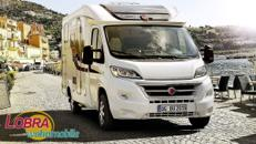 Wohnmobil Bürstner Van T590-Q, Wohnmobil unter 6m Länge!, für 2 Personen!