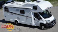 Wohnmobil WEINSBERG CaraHome 700 DG, Alkoven Für bis zu 6 Personen! Familienwohnmobil!
